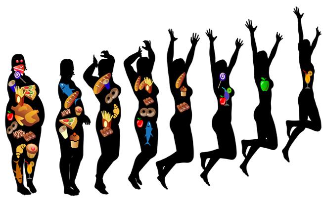 Krenite više: izgubiti težinu brzo kroz fizičku aktivnost
