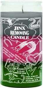 Jinx Candle - Sastav - ebay - nuspojave