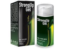 StrongUp Gel - Cijena - nuspojave - Krema - test - Hrvatska - Ljekarna