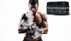 Musculin Active - ljekarna - Hrvatska - sastojci