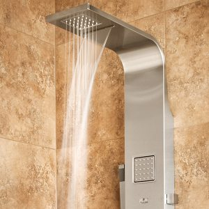 Spa Shower - kako funkcionira - test - Amazon