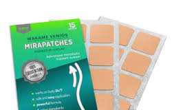 Mirapatches - gel - Amazon - instrukcije