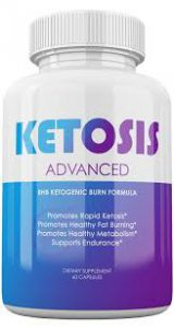 Ketosis Advanced Diet - sastav  - Amazon - instrukcije