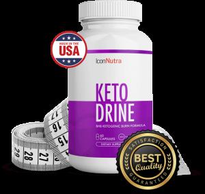 Icon Nutra Ketodrine - za mršavljenje - ljekarna - sastojci - test