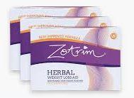 Zotrim - instrukcije - gel - kako funkcionira
