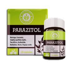 Parazitol - sastav - test- sastojci