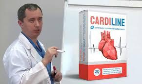 Cardiline - za hipertenziju - kako funckcionira - krema - Amazon