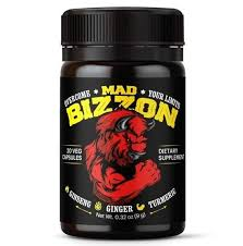 Mad Bizzon – ljekarna – gel – instrukcije