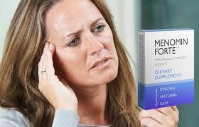 Menomin Forte - problemi s menopauzom – gdje kupiti – krema – recenzije